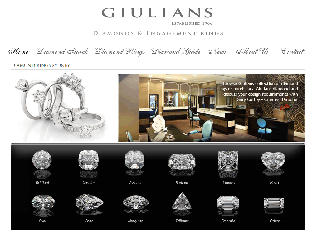 GIULIANS DIAMONDS